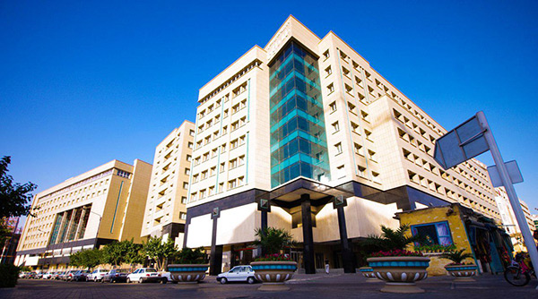 هتل آپارتمان حیات شرق مشهد