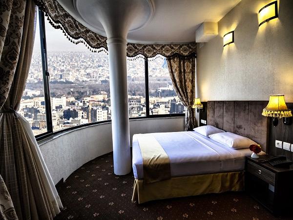 هتل های نزدیک حرم در مشهد