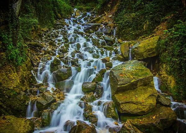 آبشارهای رامسر