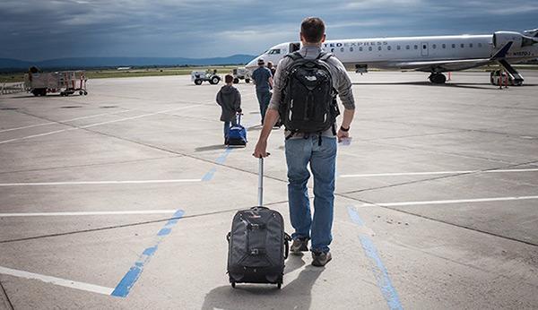 قوانین بار مسافر در هواپیما