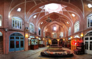 بازار تبریز، گنجینه هنر معماری ایران