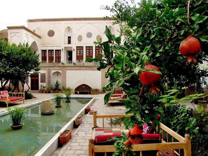 هتل احسان کاشان