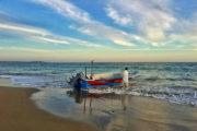 روستای گردشگری دَرک چابهار با چهار نوع ساحل بکر و زیبا