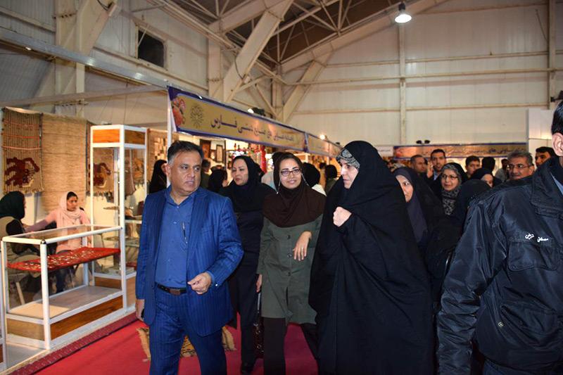 نمایشگاه پارس شیراز