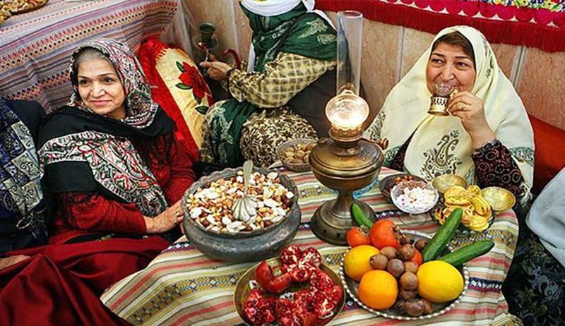 شب یلدا در سیستان و بلوچستان