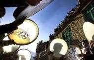 مراسم آئینی پیر شالیار در روستای اورامان تخت کردستان