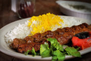اولین کباب کوبیده در ایران