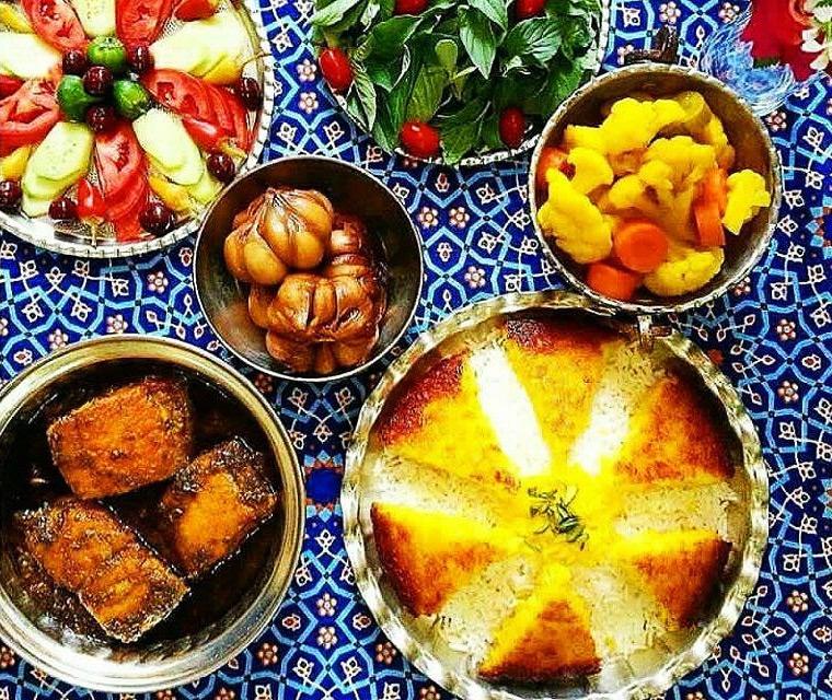 غذاهای خوشمزه جنوب کشور