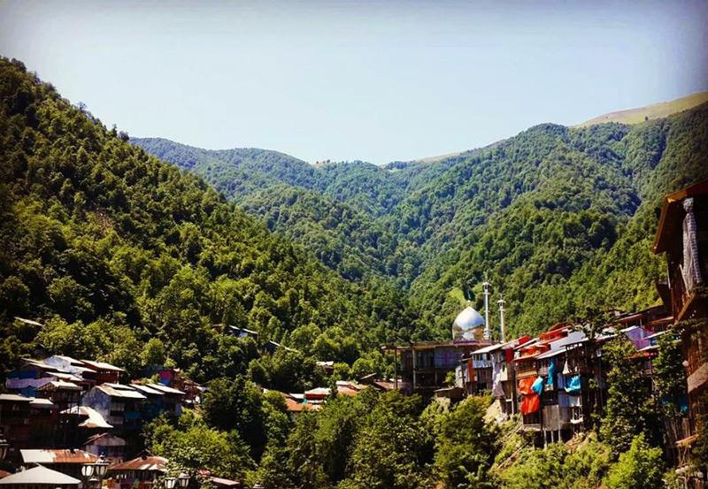 روستای امامزاده ابراهیم گیلان