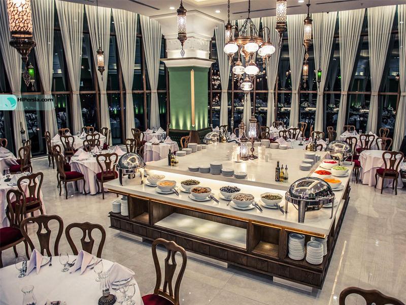 رستوران خوان گستر اصفهان
