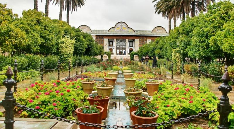 باغ موزه نارنجستان قوام