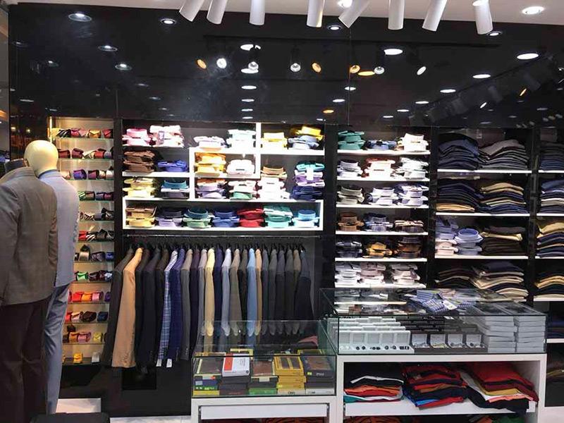 پوشاک و بازار های قشم