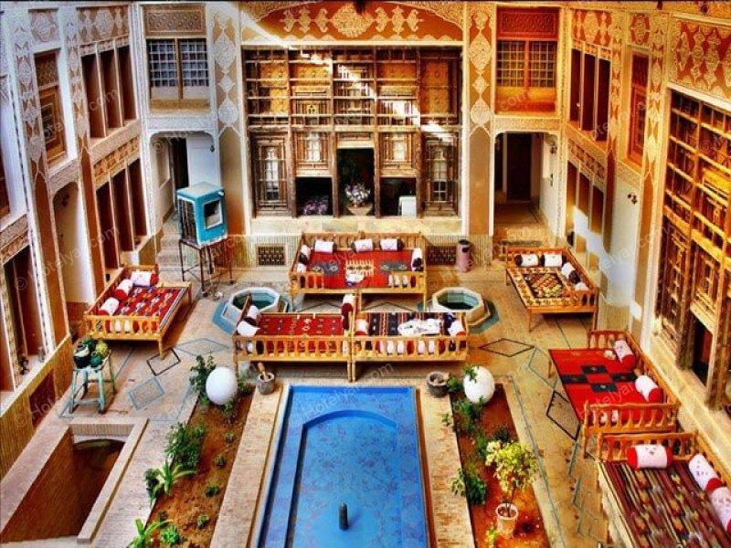 هتل های یزد