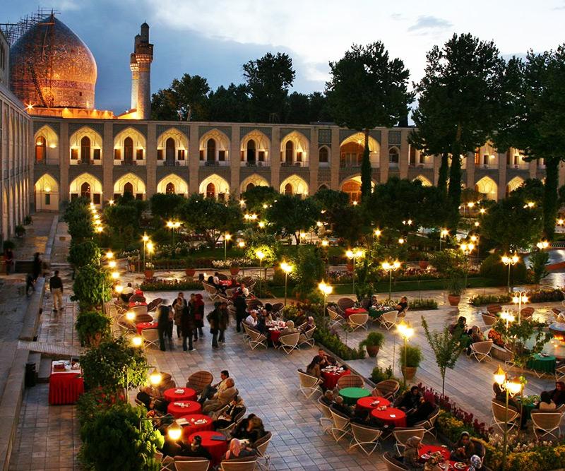 هتل عباسی اصفهان، اقامتی مجلل در قلب تاریخ کهن ایران