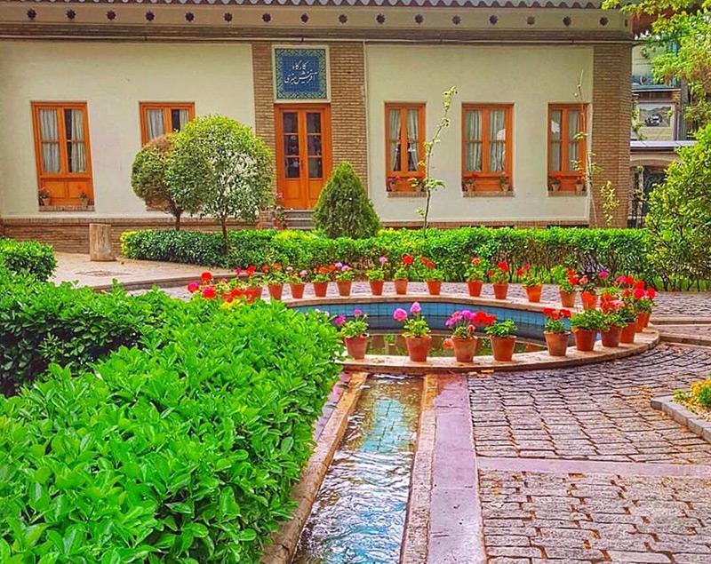 باغ موزه دکتر حسابی