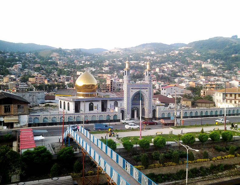 شهر زیرآب مازندران