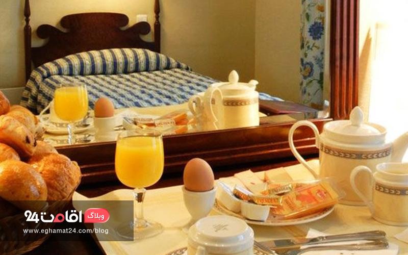 خدمات هتل