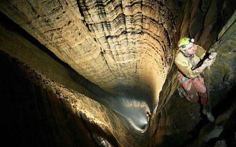 غار پرآور، غار قاتل