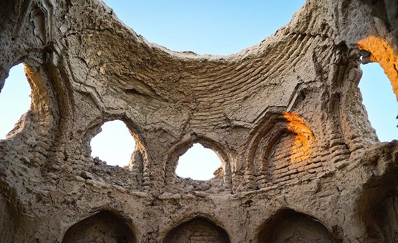 قلعه زاهدان کهنه