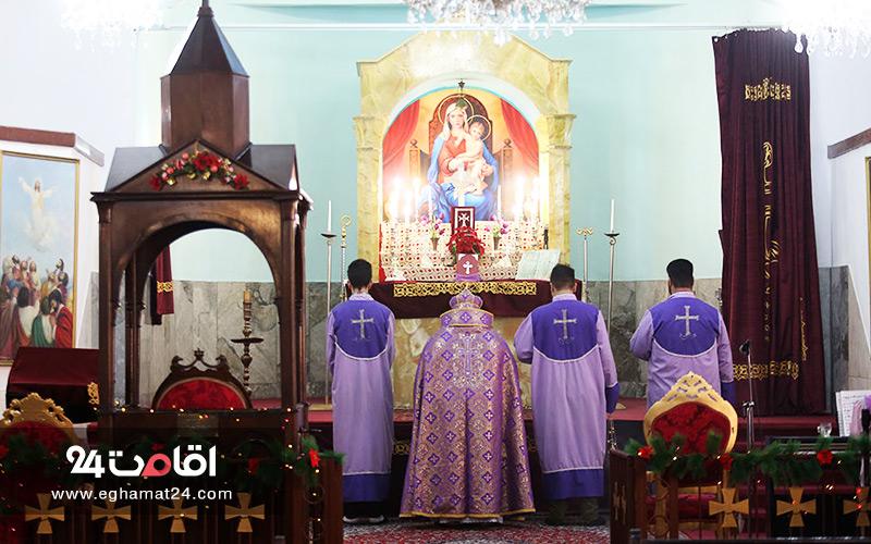 کلیسا تهران : عکس، آدرس و معرفی