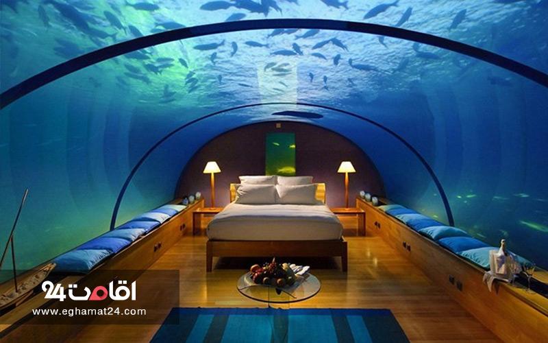 هتل زیردریایی کنارد هیلتون؛ مالدیو
