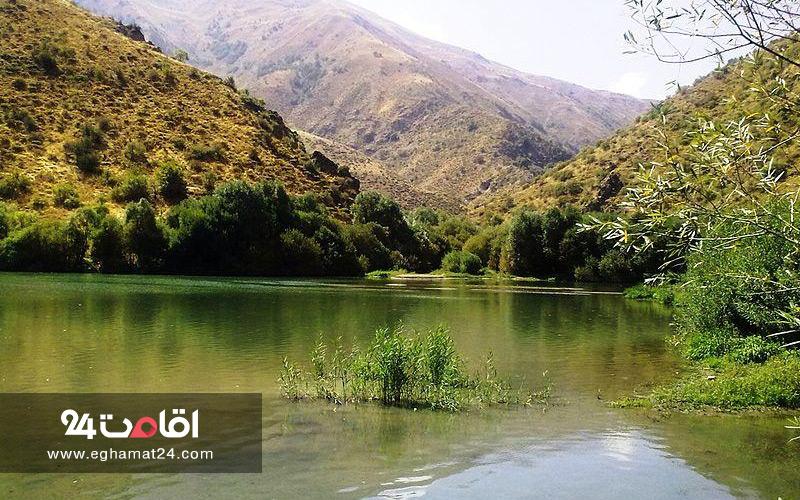 دریاچه مارمیشو آذربایجان غربی