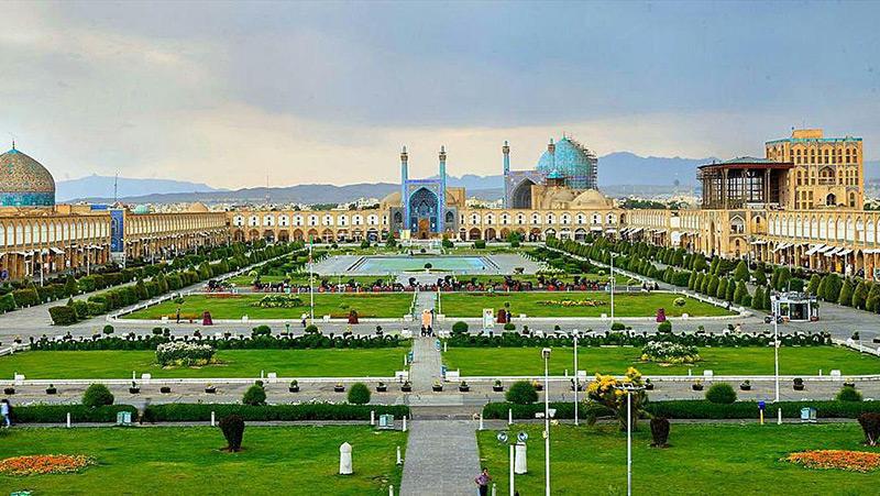 میدان نقشجهان اصفهان