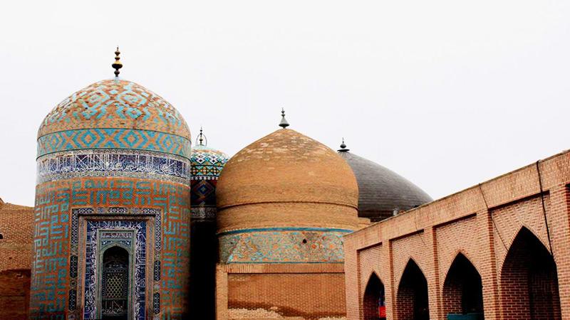 بقعه شیخ صفیالدین اردبیلی