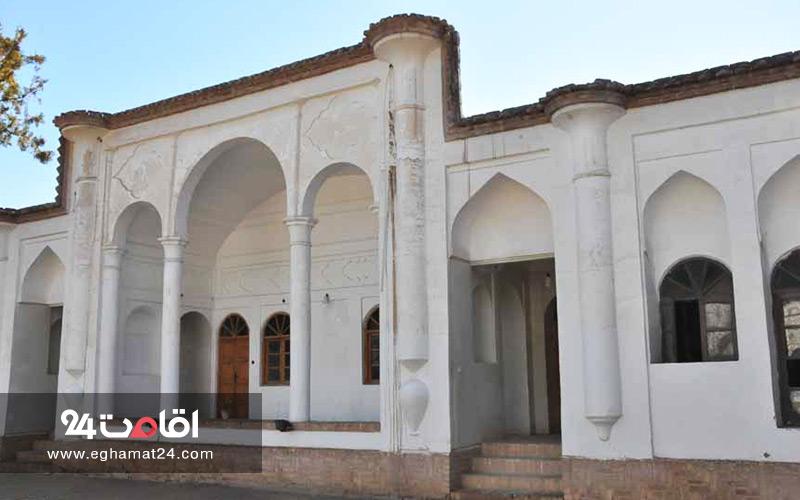 باغ و عمارت شوکت آباد
