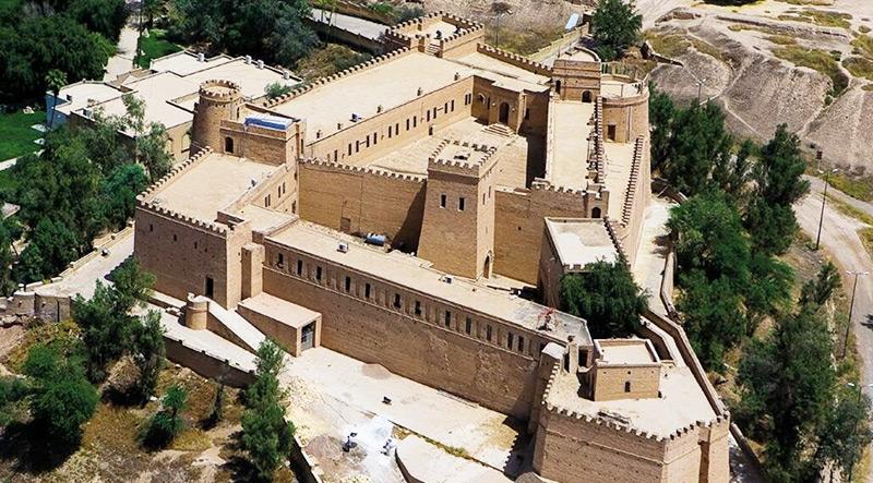 محوطه تاریخی شوش خوزستان