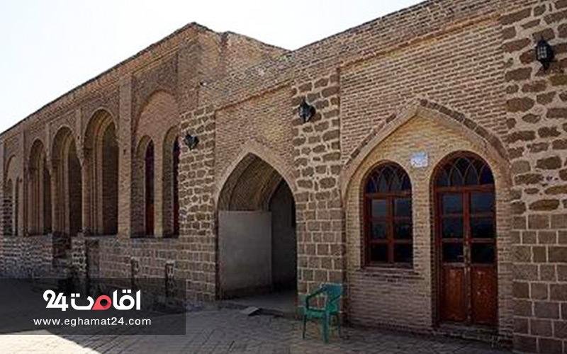 خانه تاریخی مرعشی