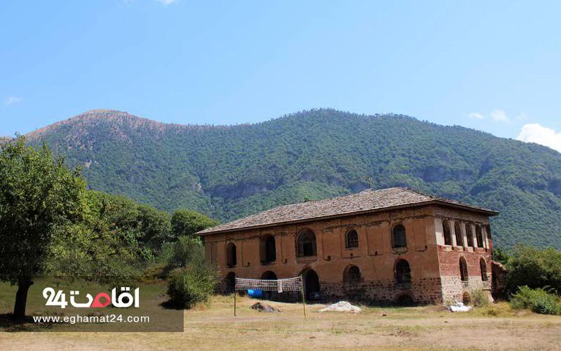 مسجد آق اولر