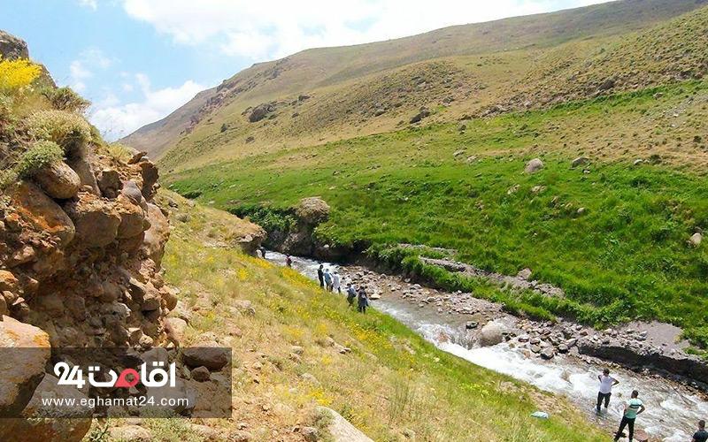 آذربایجان غربی و ارومیه مهد جاذبه های طبیعی ایران