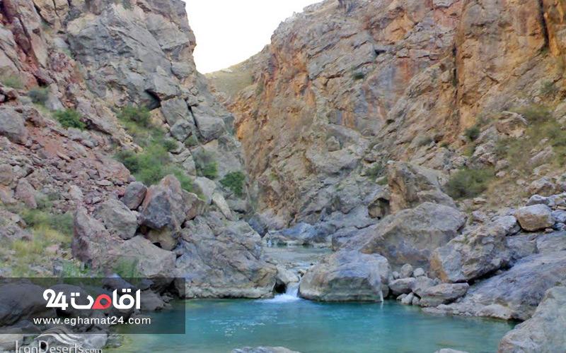 آبشار قلعه جوق ماکو
