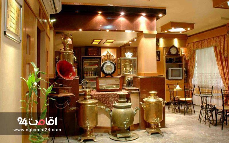 هتل موزه ملل مشهد