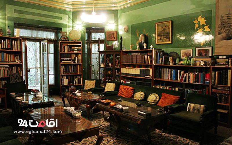 خانه موزه دکتر حسابی در تهران