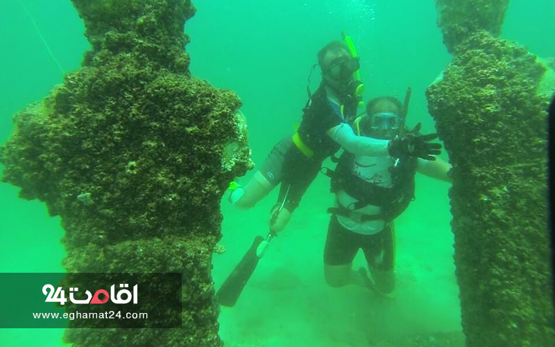 موزه زیر آب غدیر
