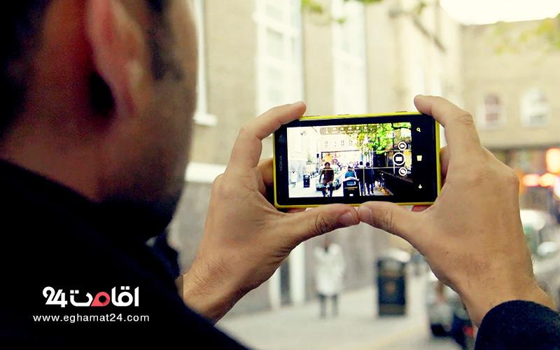 ترفندهای عکاسی با موبایل