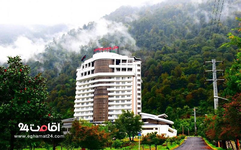 رزرو هتل در چالوس
