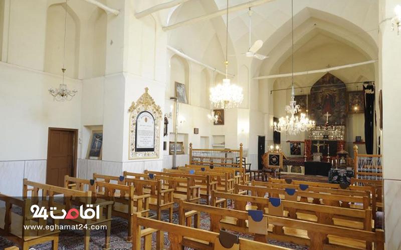 کلیسای نرسس مقدس