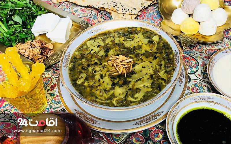 غذاهای سنتی مشهد