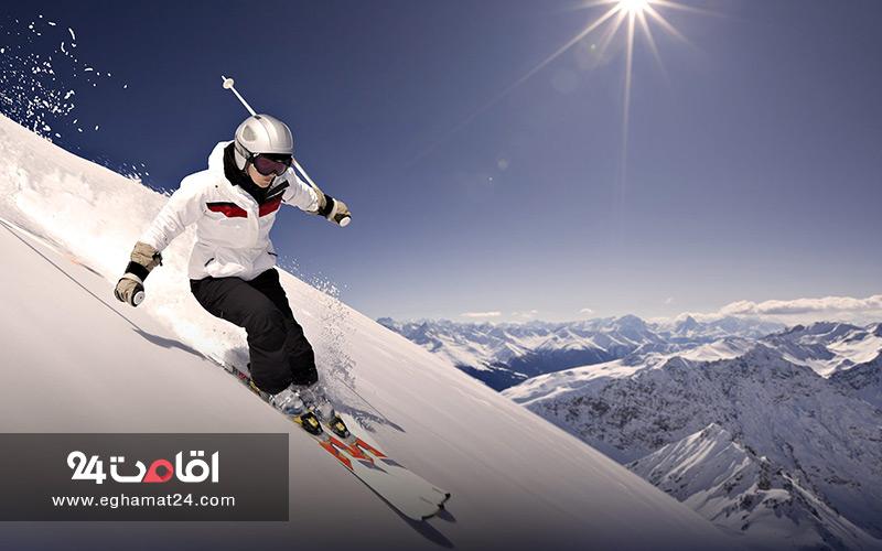 پیست های اسکی ایران - بخش دوم