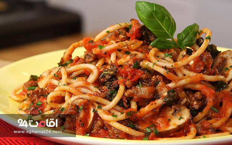 رستوران خانه اسپاگتی