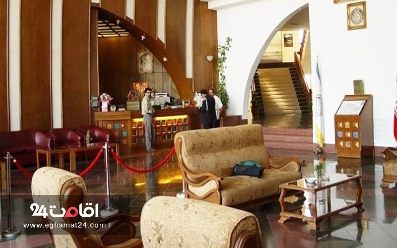 هتل زاگرس بروجرد