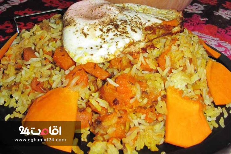 معرفی غذاهای محلی نوشهر