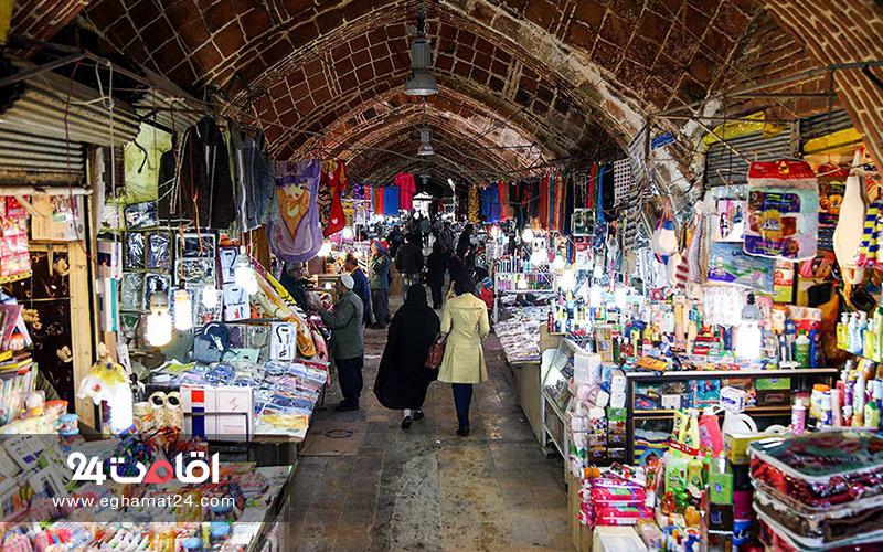 بازار تاریخی سنندج