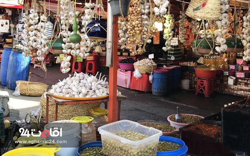 بازارهای محلی رامسر
