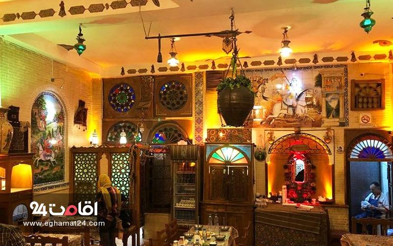 رستوران سنتی سرای مهر