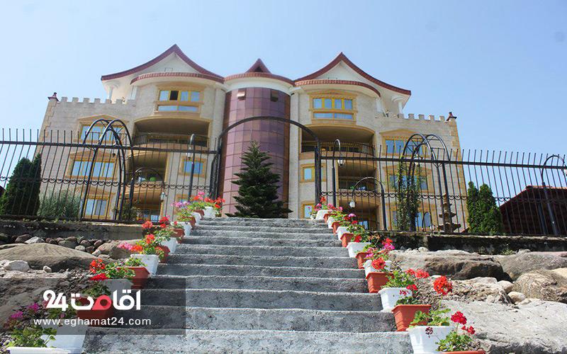 هتل شادی نوشهر