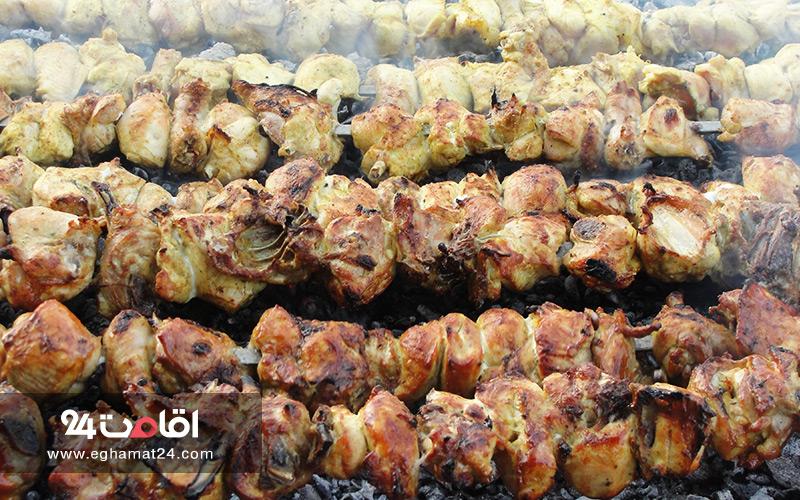 رستوران و جوجه کبابی شفیع
